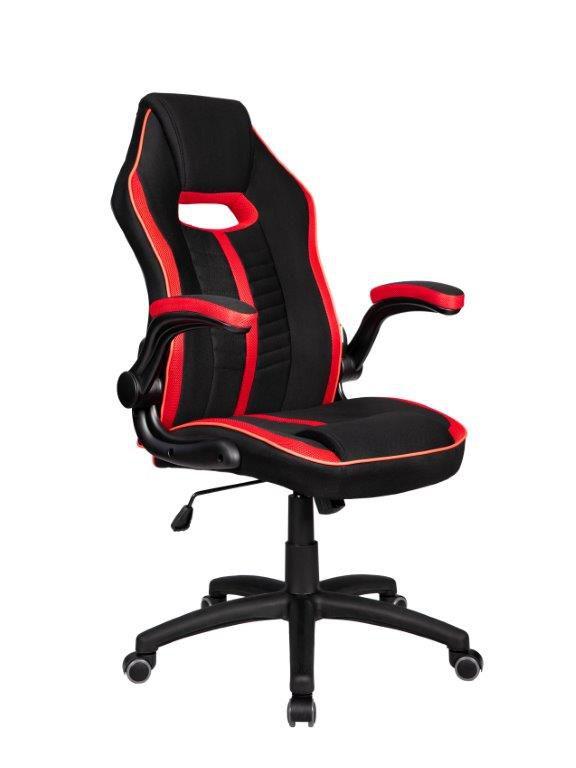 Cadeira Gamer Pelegrin PEL-3011 Preta e Vermelha
