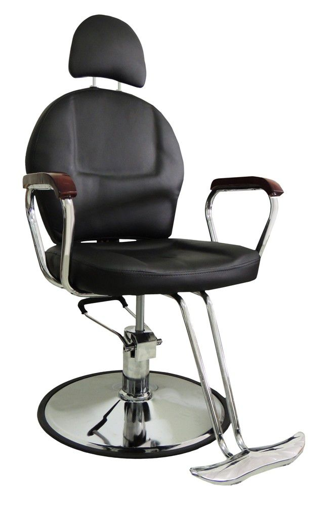 Cadeira Hidráulica em Couro Capri - at.home