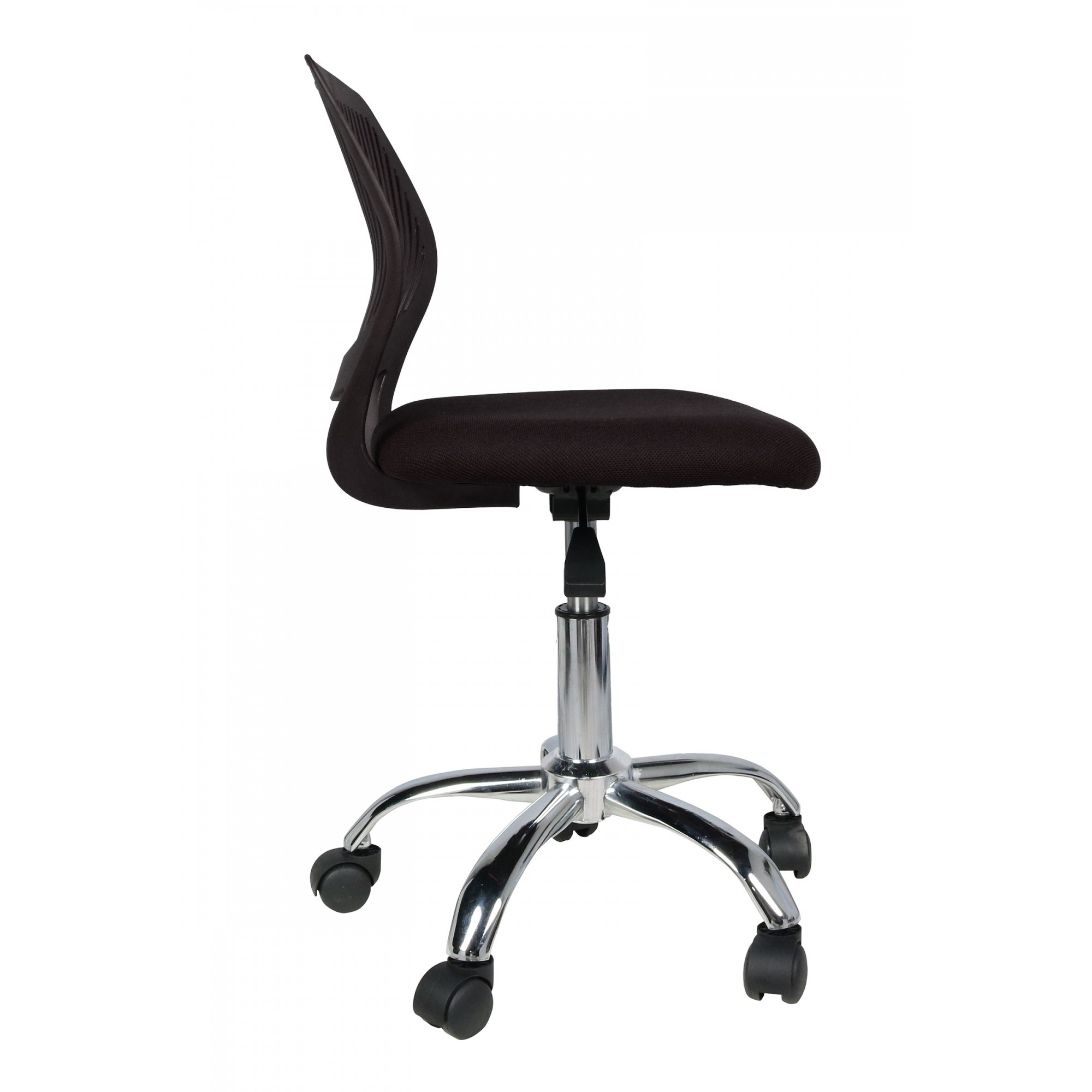 Cadeira Kids Pelegrin PEL-3300 Tela Mesh Preta