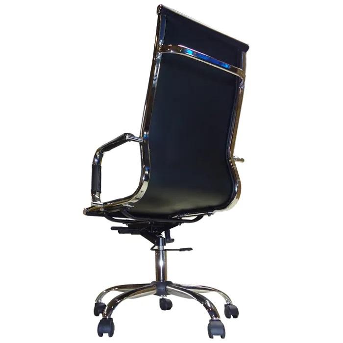 Cadeira Presidente PEL-1190H Preta Design Charles Eames - 91209