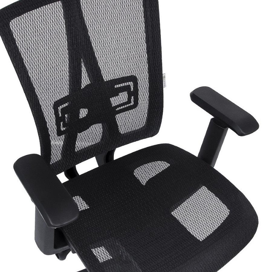 Cadeira Presidente Pelegrin Premium PEL-A108 Tela Mesh Especial