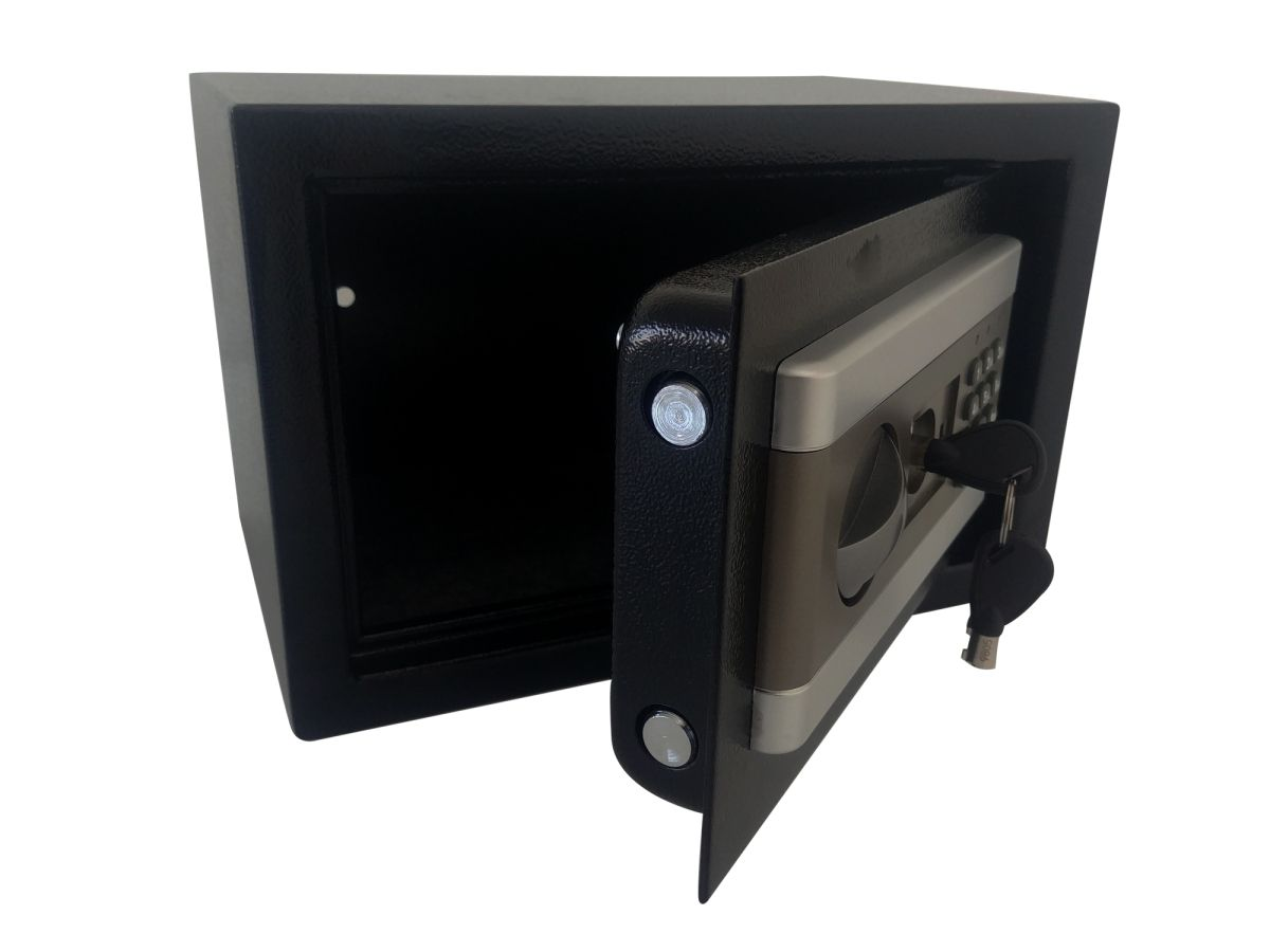 Cofre Eletrônico Compacto Digital Pelegrin PEL-22P2