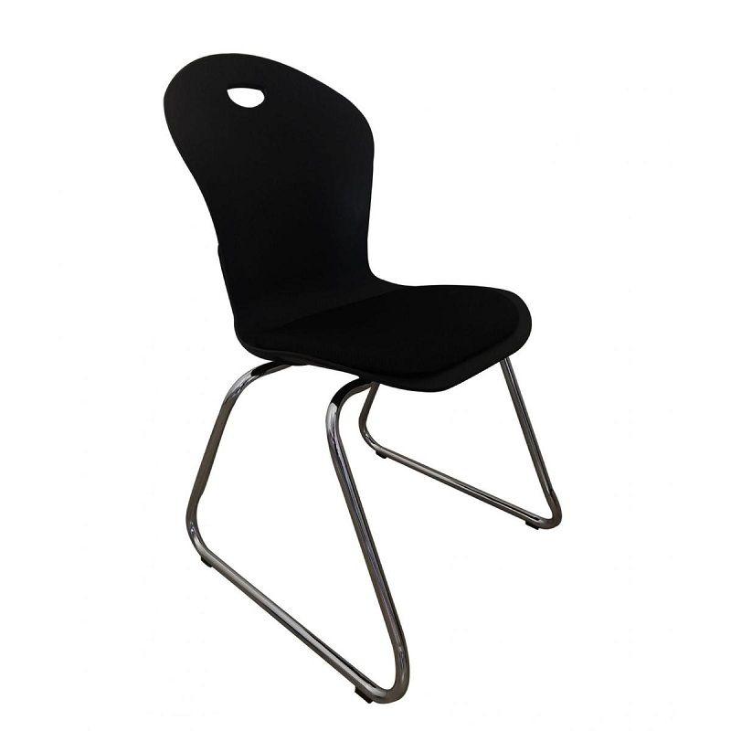 Conjunto 1 Cadeira Escritório Diretor e 2 Fixas Pelegrin PEL-1103H/V