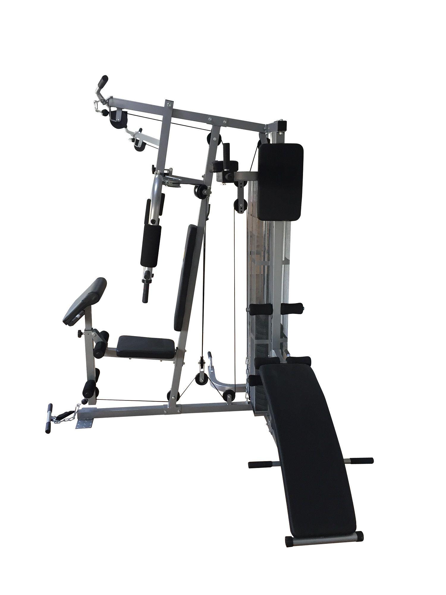 Estação de Musculação Pelegrin PEL-FIT31 11 em 1 com 68kg
