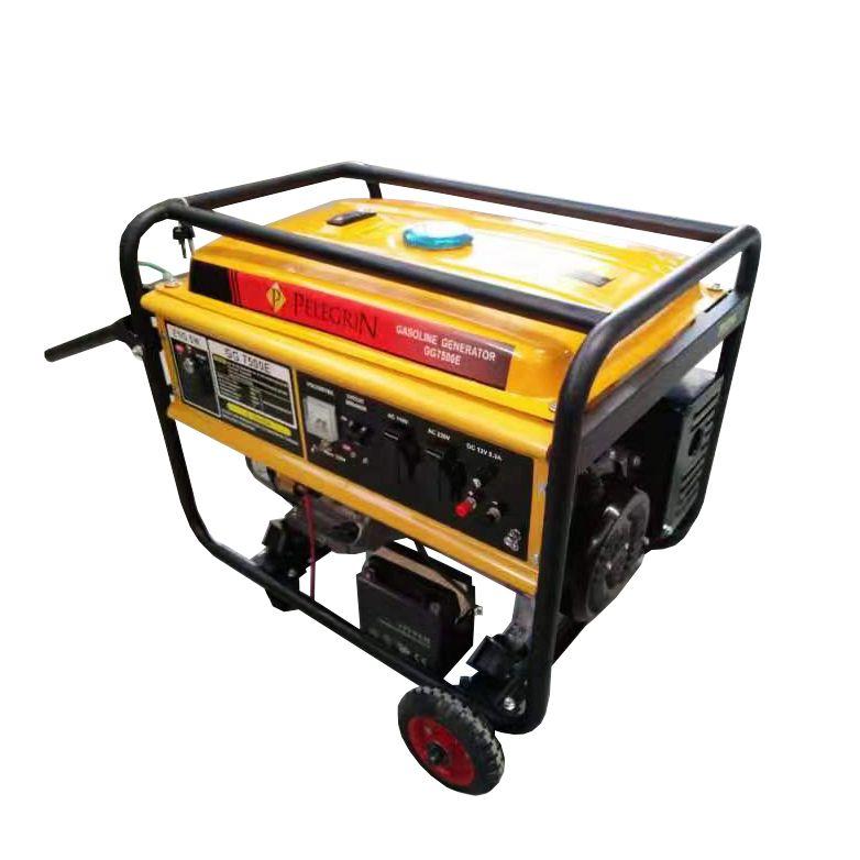 Gerador de Energia a Gasolina Pelegrin PEL-15HP 4 Tempos Bivolt