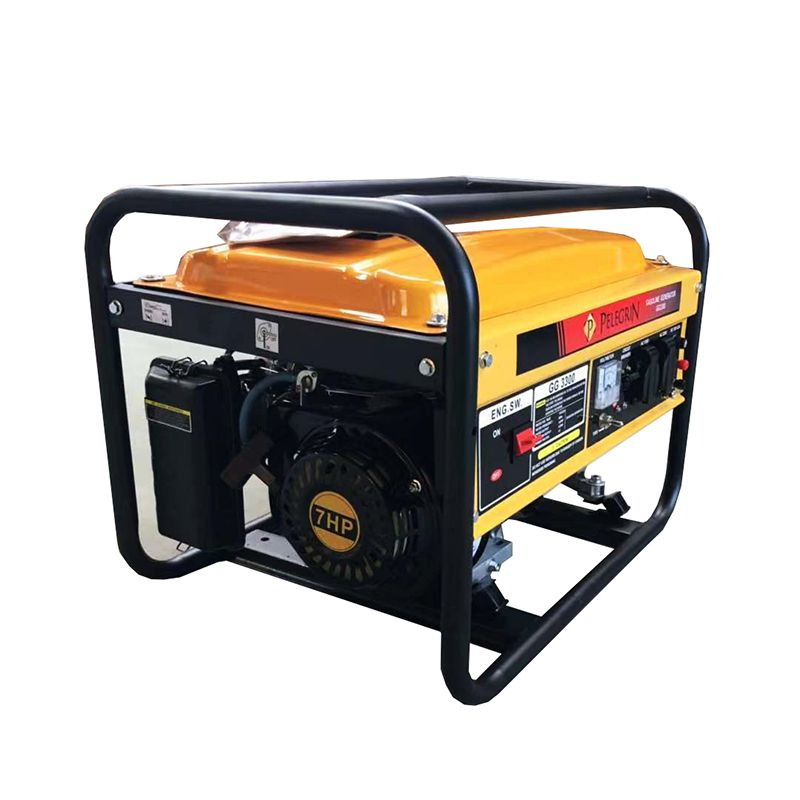 Gerador de Energia a Gasolina Pelegrin PEL-7HP 4 Tempos Bivolt