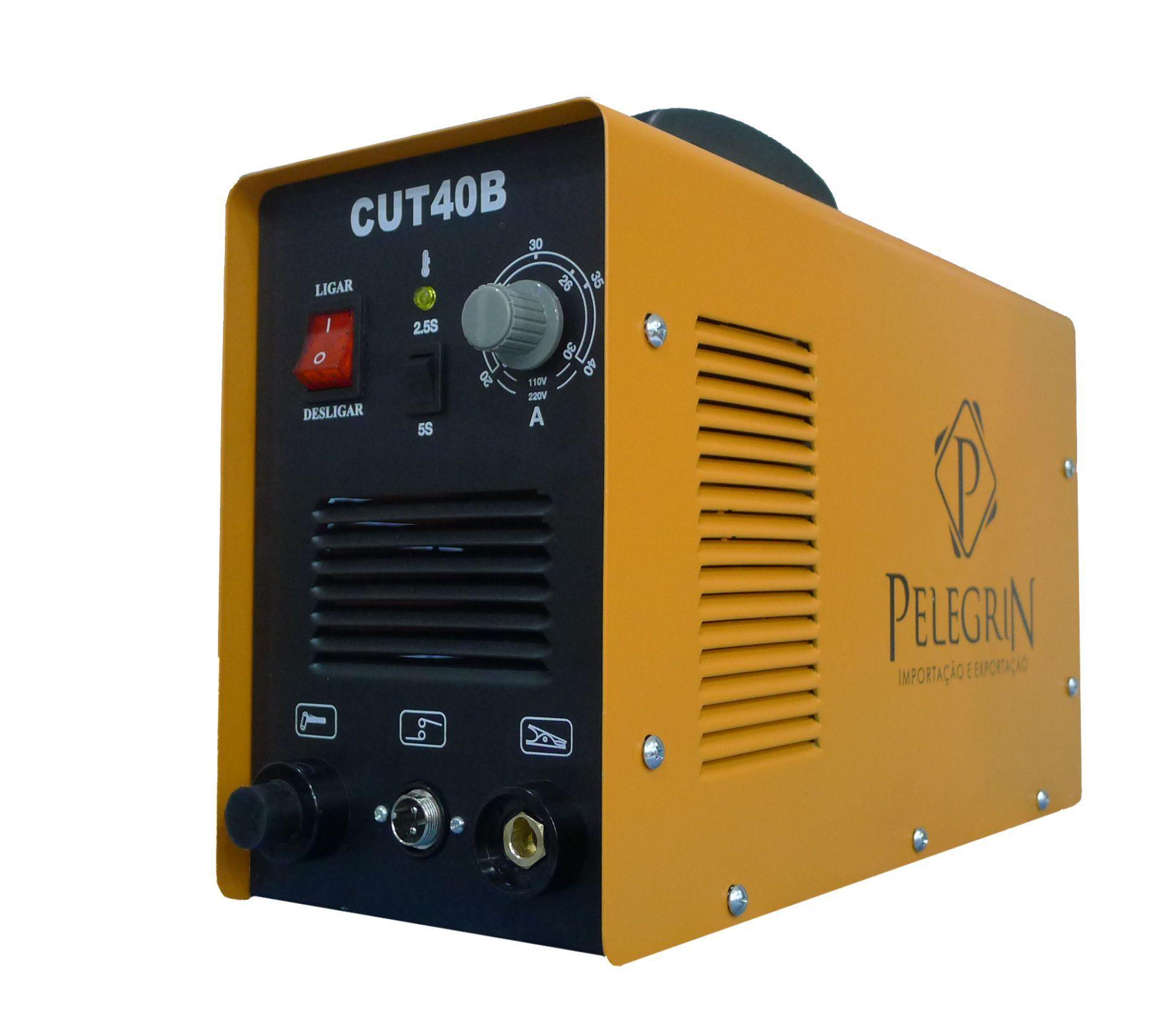 Inversor Corte de Plasma CUT 40B Bivolt Pelegrin