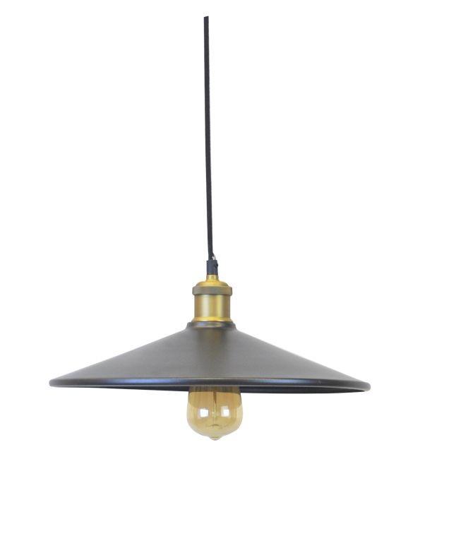 Luminária de Chão Retro Industrial Circus em Metal Pelegrin PEL-063