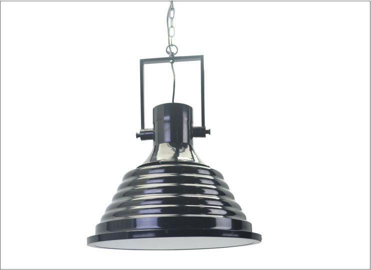 Lustre Pendente Retro Industrial IV Metal Pelegrin PEL-045
