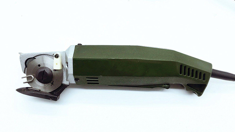 Máquina de Cortar Tecidos Elétrica Potente tipo Bananinha  Pelegrin PEL-50CT 2 Polegadas 60W 110V