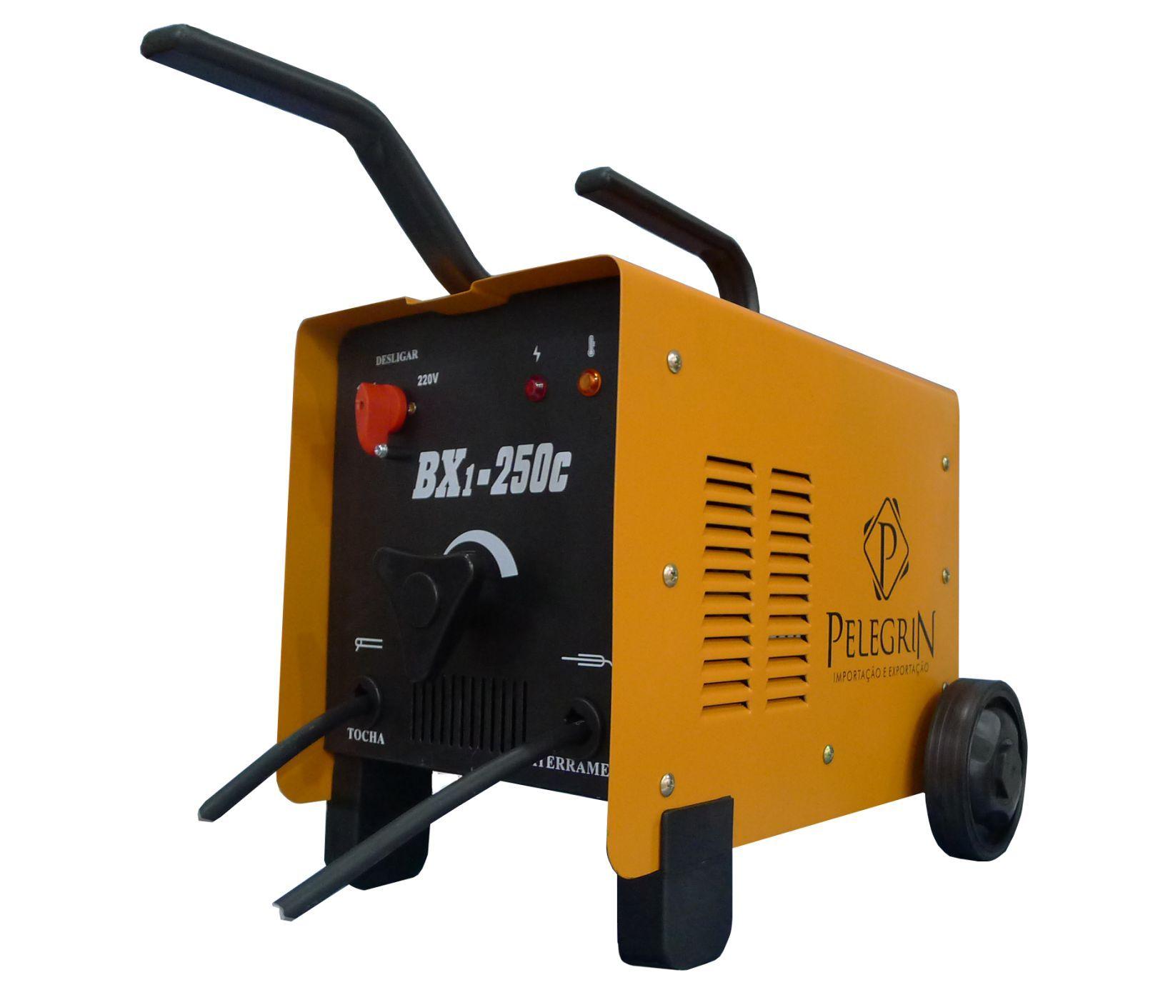 Máquina De Solda Pelegrin PEL-BX1250C Pelegrin Bivolt