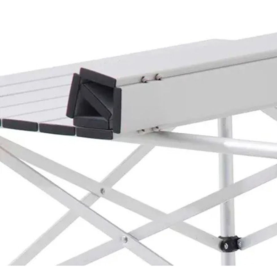 Mesa em Alumínio Dobrável Pelegrin PEL-0707 70x70cm
