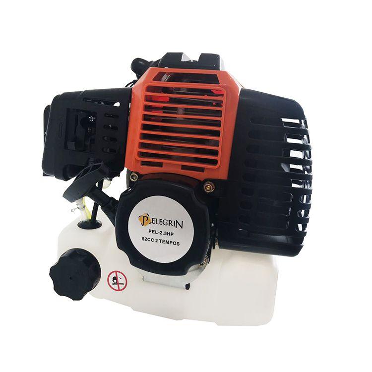 Motor Náutico de Popa Pelegrin PEL-2.5HP a Gasolina 2 Tempos 52CC