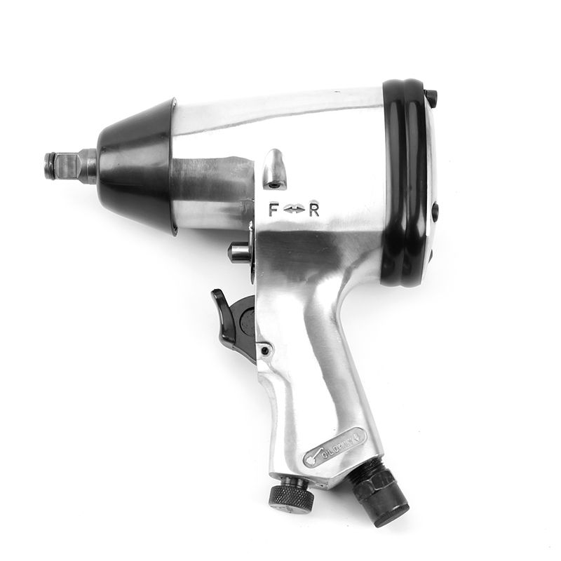 Parafusadeira Chave de Impacto Pneumática de 1/2 Pol com Kit de 16 Peças Pelegrin NV-2023K
