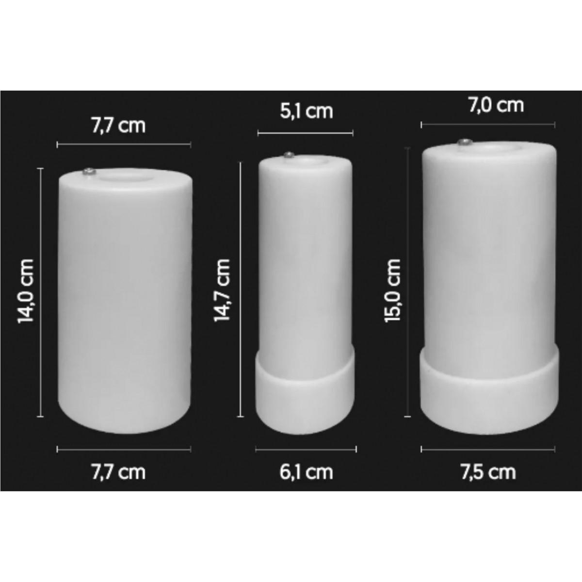 Prensa Térmica de Sublimação em Copo Long Drink Pelegrin XY-001