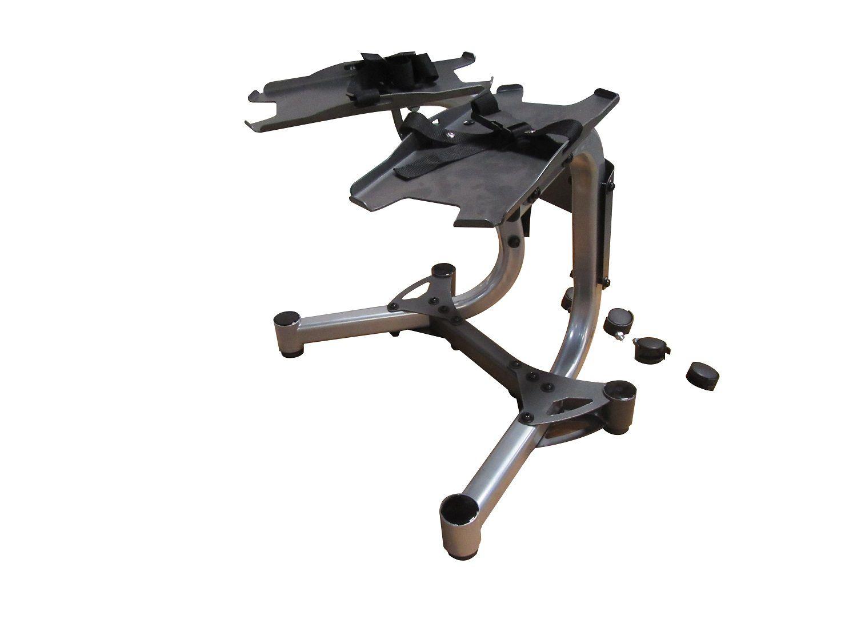 Rack para Halteres Pelegrin PEL-FIT25 Metal Cinza