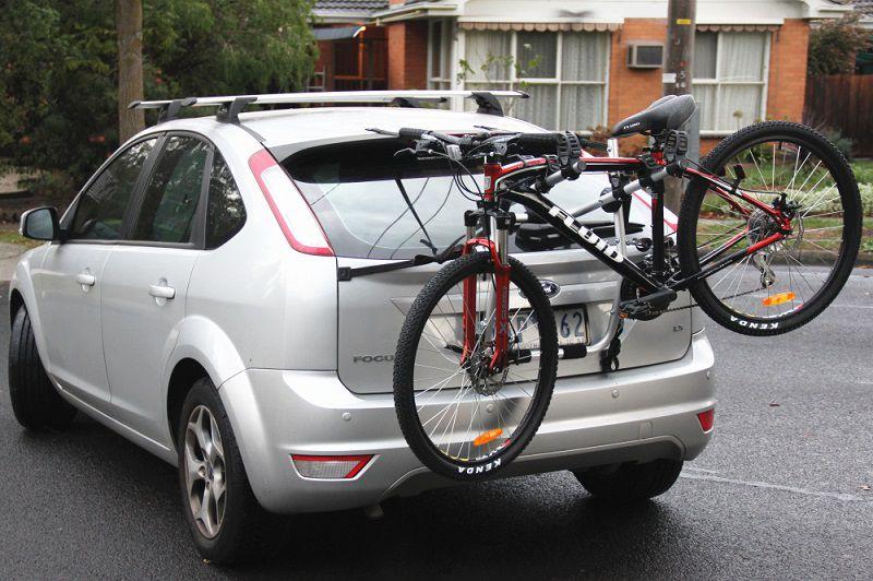 Suporte Bike Transbike Pelegrin PEL-004A para 3 Bicicletas em Alumínio