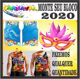 carnaval 2020 monte seu bloco