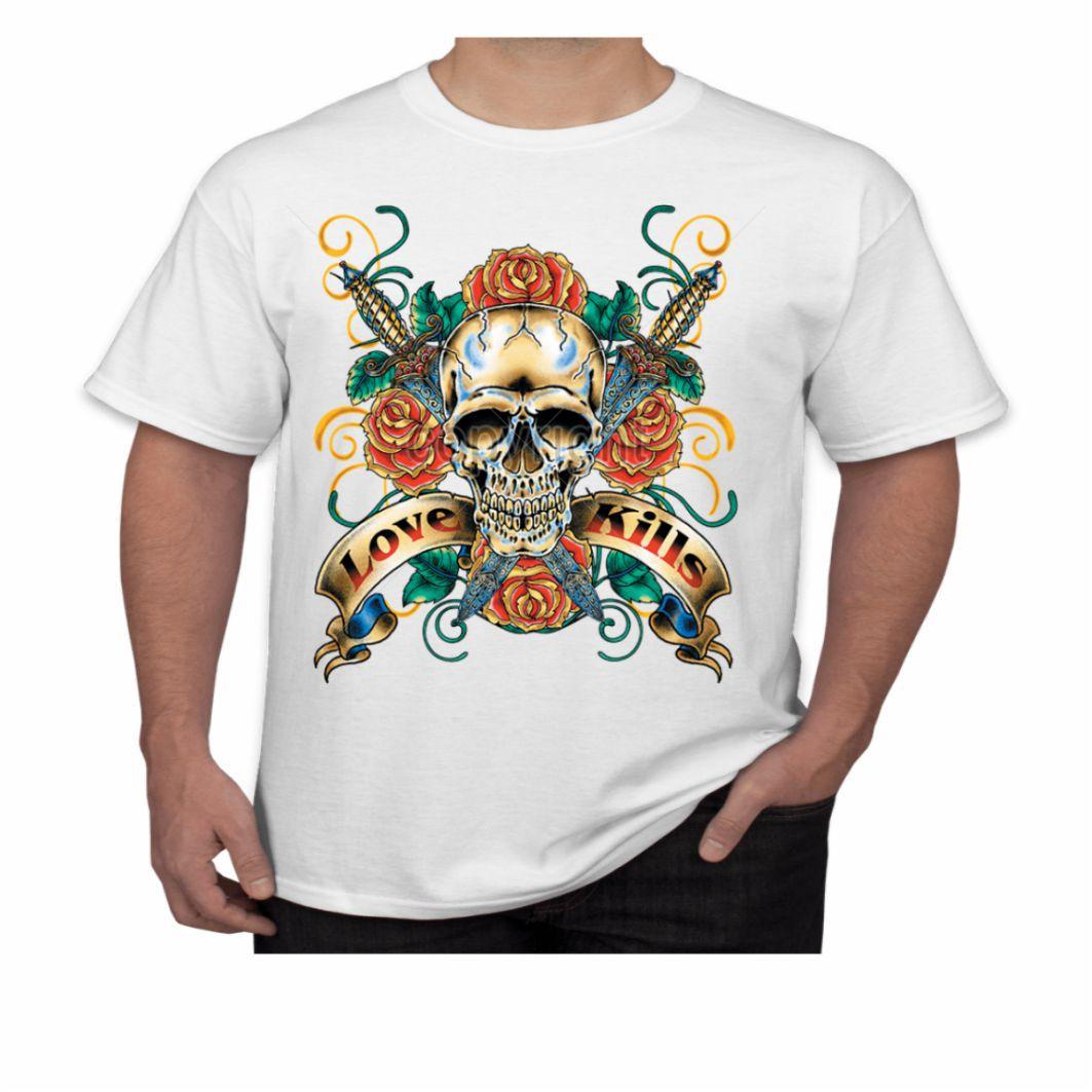camisetas  caveira