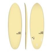 Hero 5'6'' Surfácil Amarelo 35 Litros