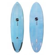 Oceanside 6'6'' Malibu 45L