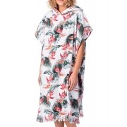 Poncho Toalha Feminino Rip Curl  Hooded Towel Loloma