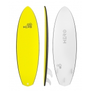 Prancha de Surf Hero Frisbee 6'0'' Softboard