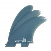 Quilha FCS II Carver Glass Flex - Média
