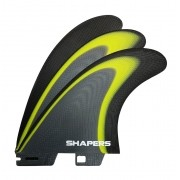 Quilha Shapers Fins Core I Model Pro Glass Large