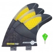 Quilha Shapers Fins Driver Spectrum Large