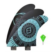 Quilha Shapers Fins Dual Core Lite Pivot 2.1 Large