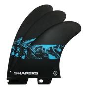 Quilha Shapers Fins Medium Core Lite