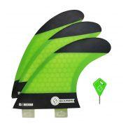 Quilha Shapers Fins S5 Core Lite Medium