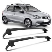 Rack Eqmax New Wave Etios Hatch 2013/2019