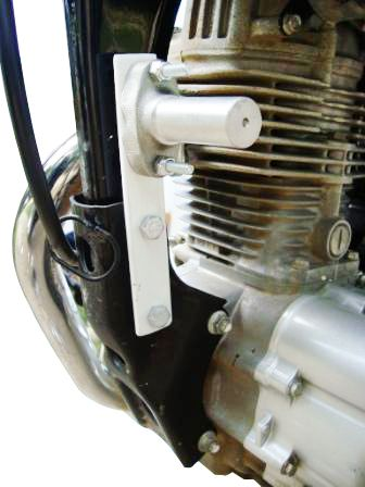 Adaptador de Rack Para Moto CG Board Holder