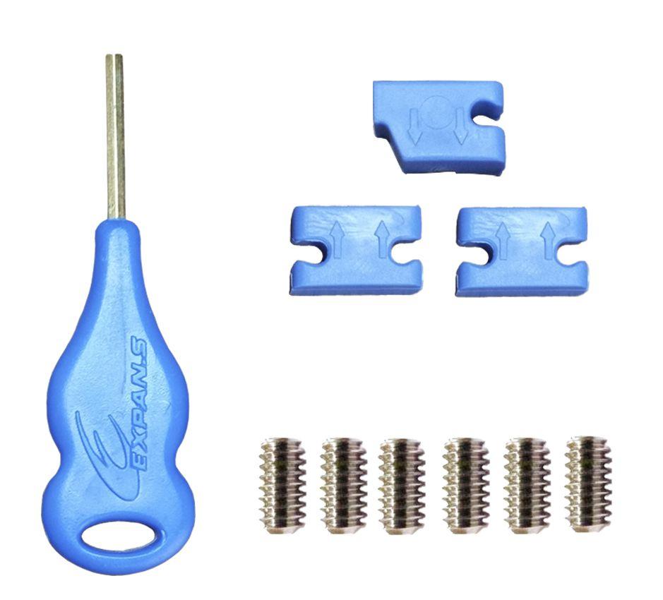 Adaptador Triquilha FCS 2 - Expans