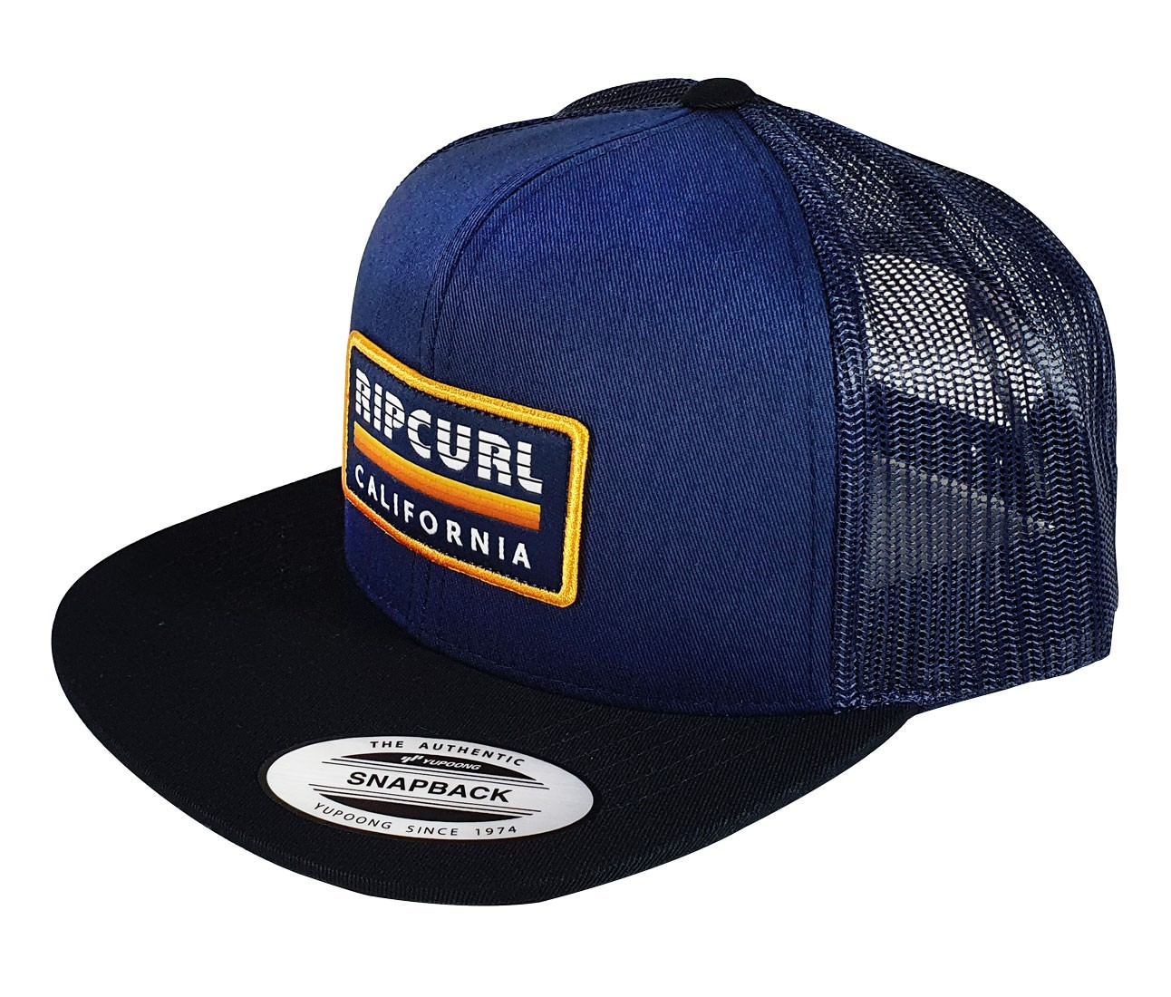 Boné Rip Curl Destinations Trucker Navy
