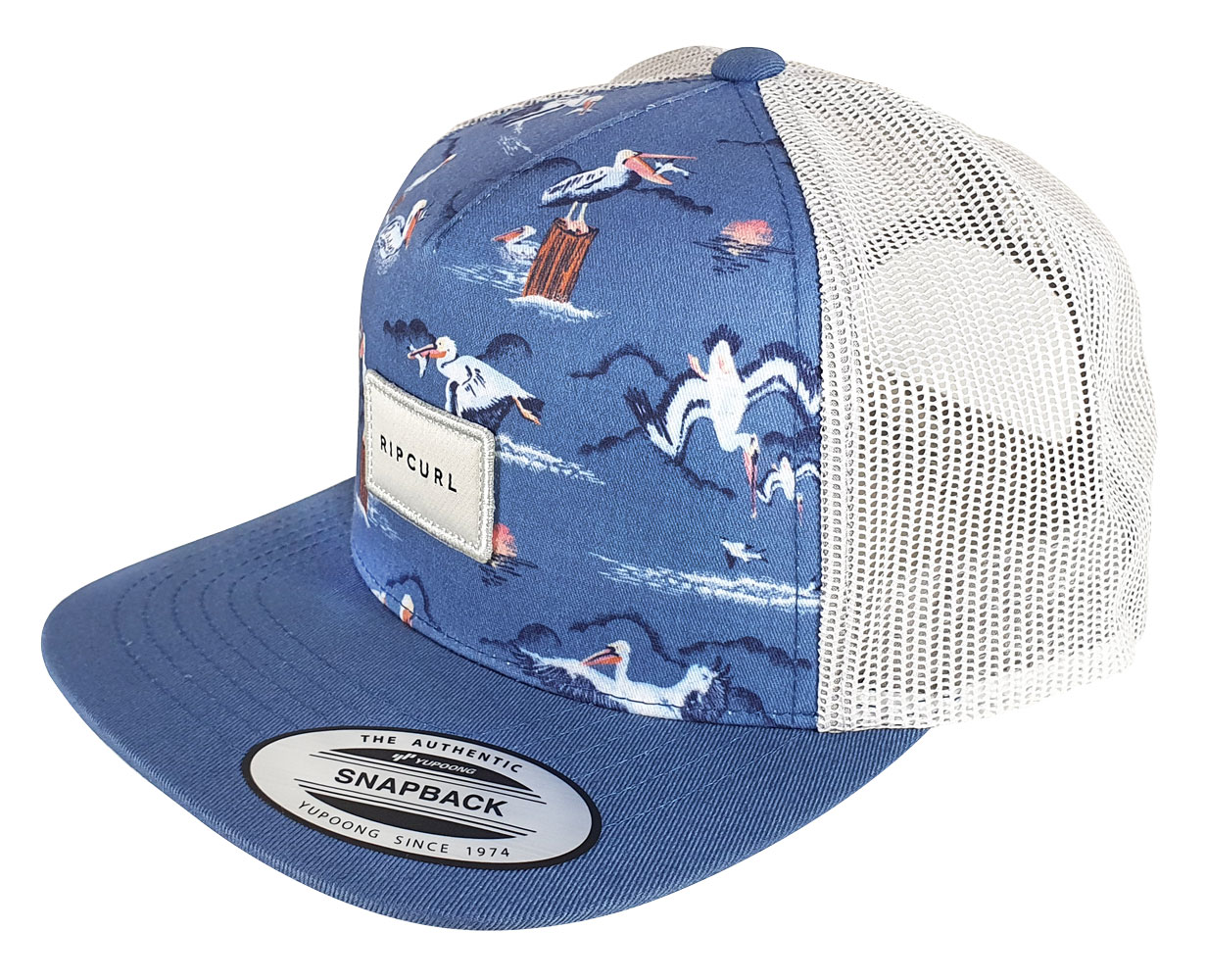 Boné Rip Curl Mix Up Trucker