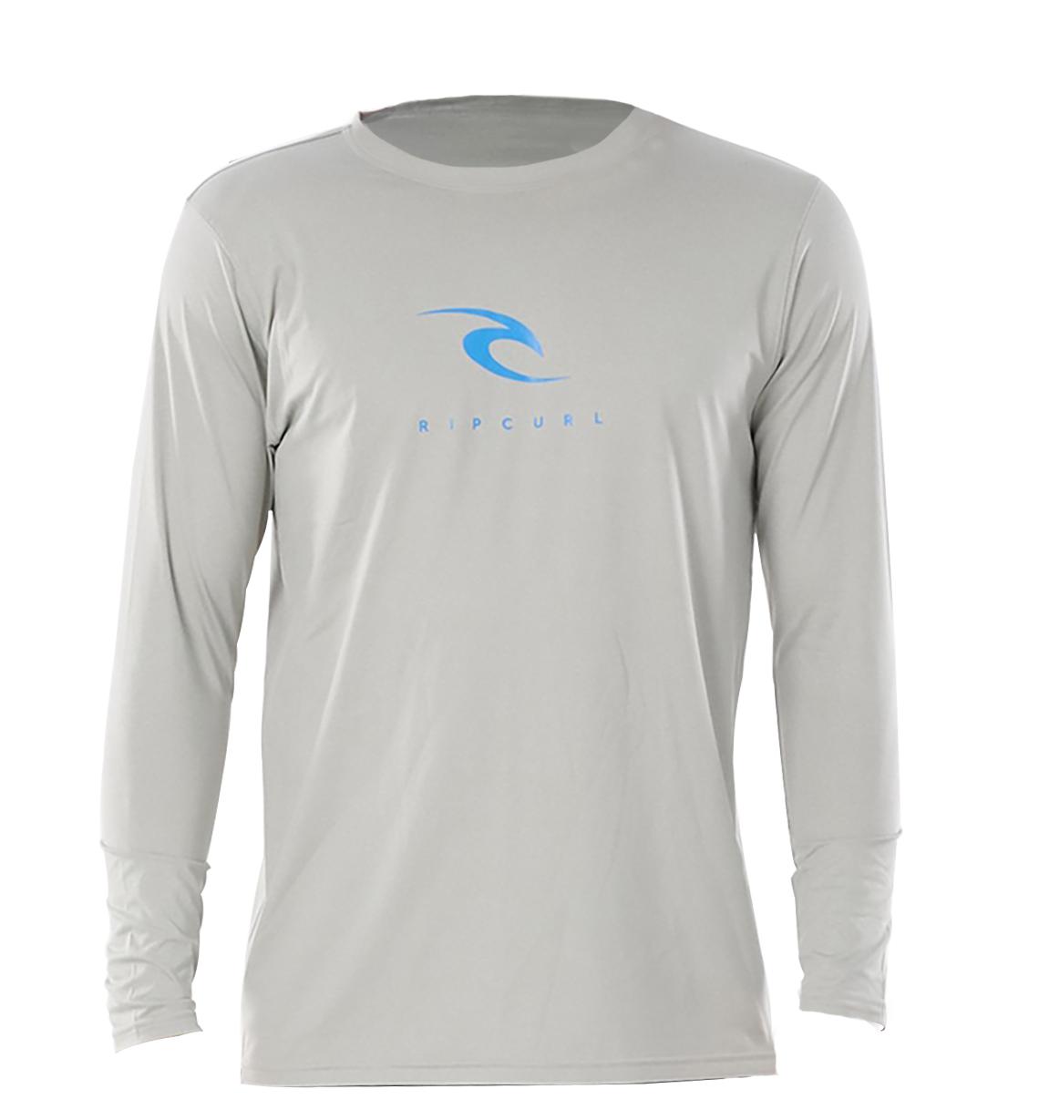 Camiseta de Lycra Rip Curl Icons Proteção UV