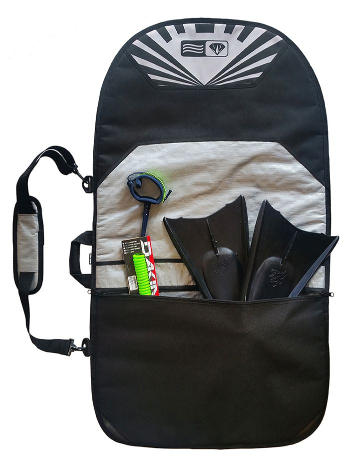 Capa Body Board com Alça de Mochila Diamond Surfing
