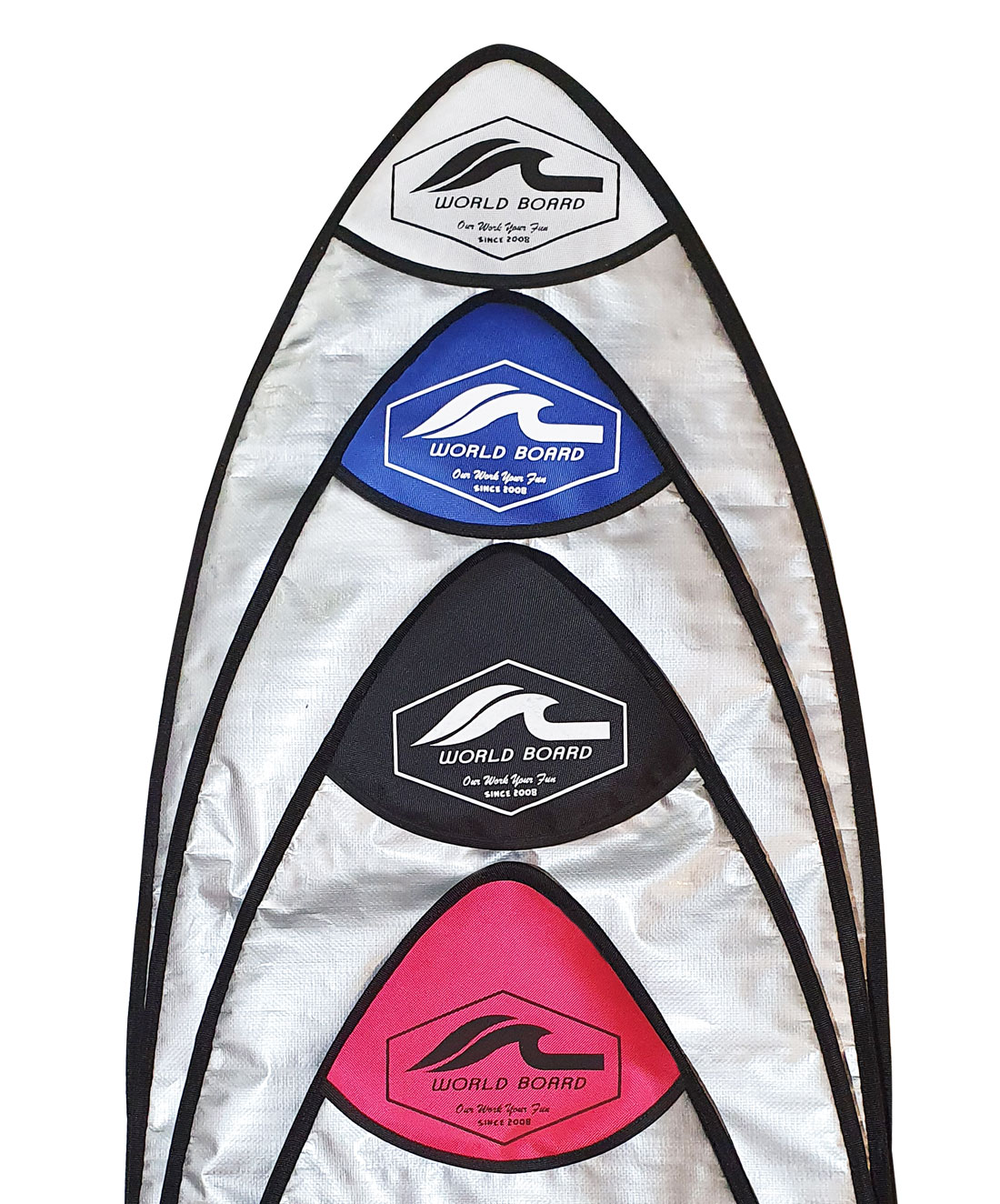Capa Evolution World Board 6'8'' até 7'4''