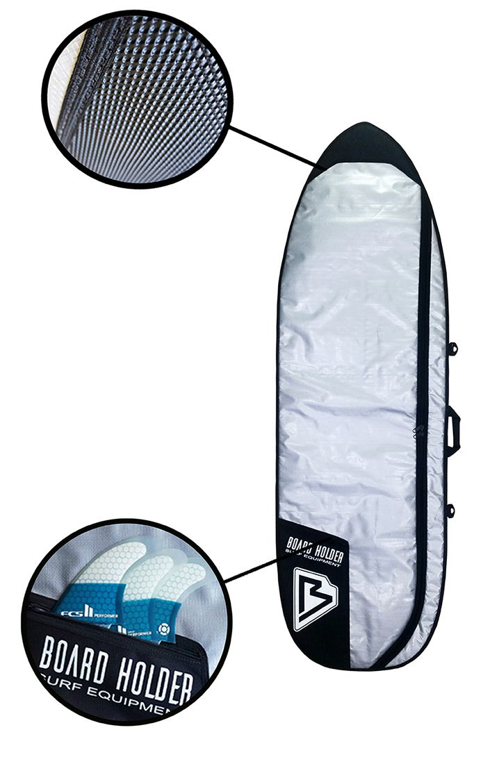 Capa Prancha de Surf Fish Board Holder