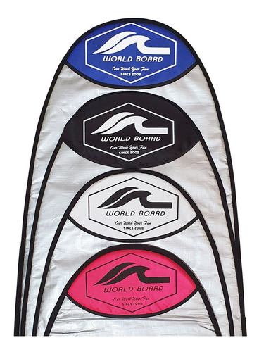Capa Funboard World Board