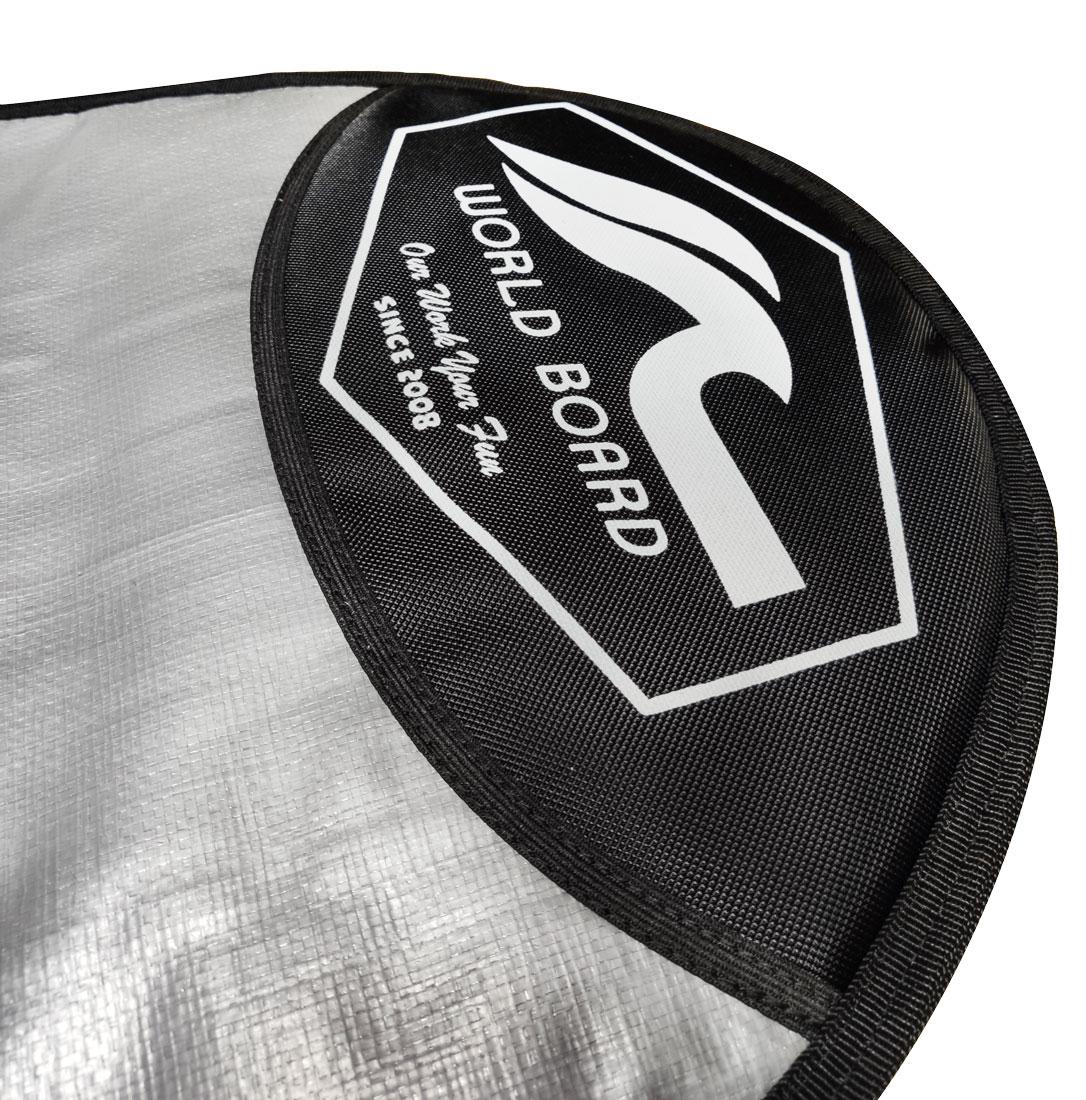 Capa Para Longboard World Board