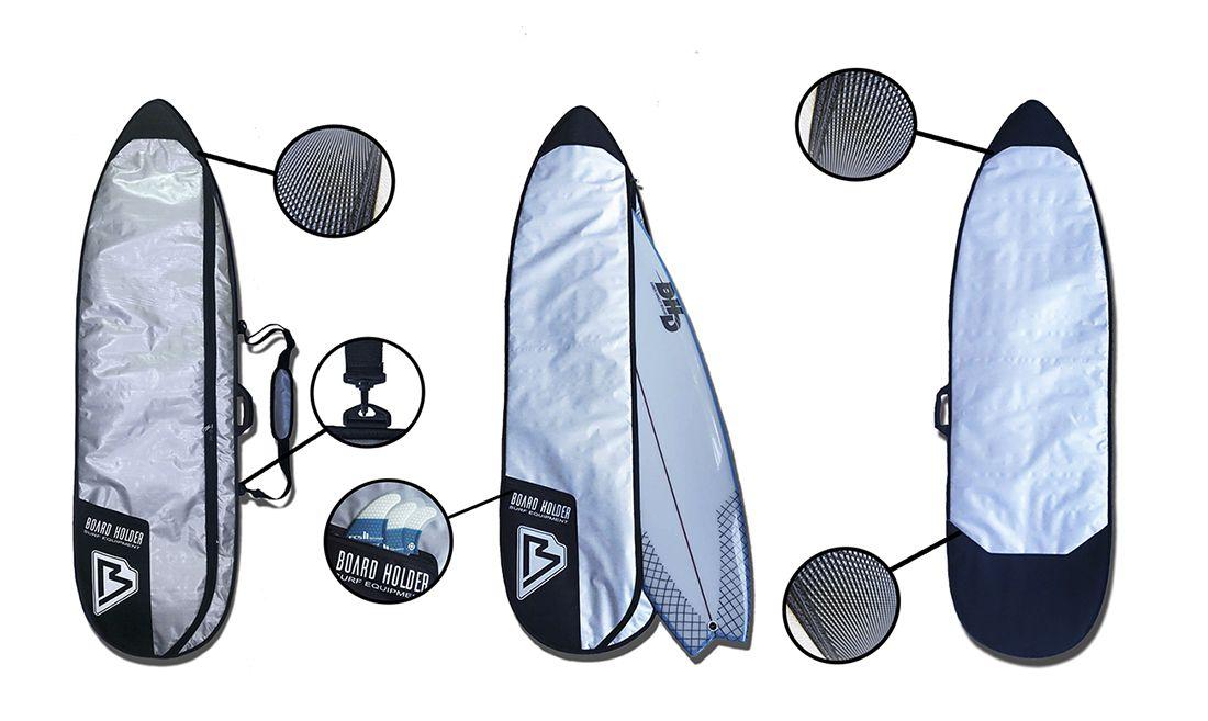 Capa Prancha De Surf Shortboard Board Holder