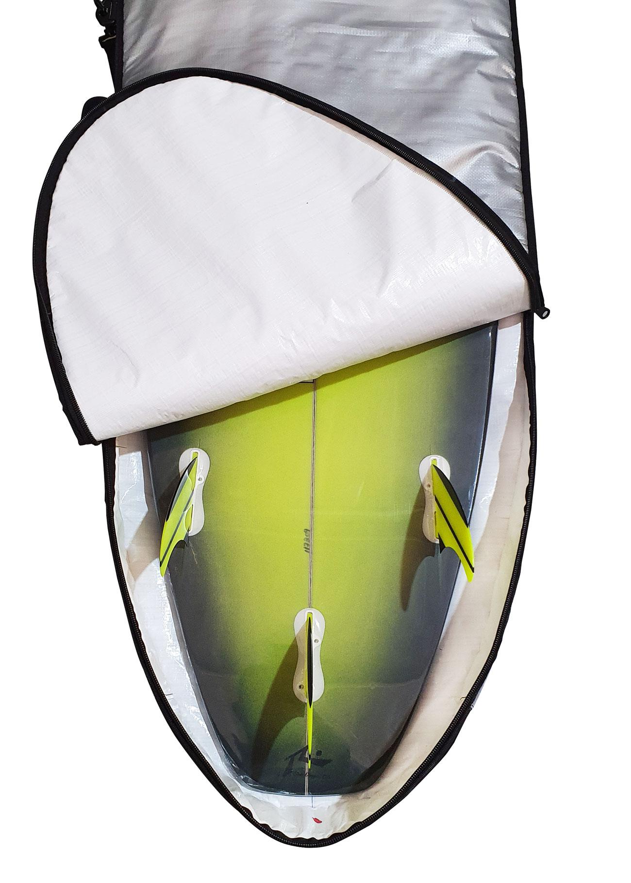 Capa Shortboard Premium Diamond Surfing