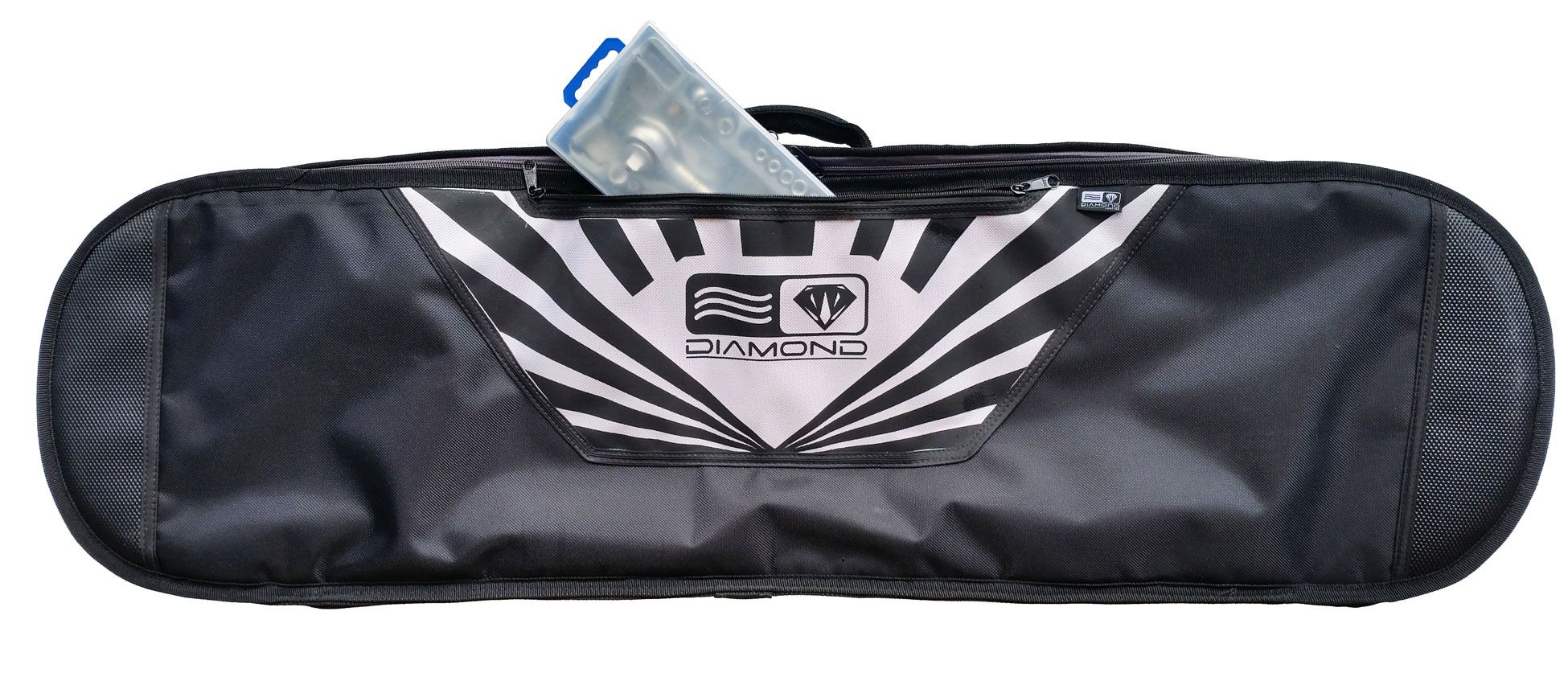 Capa Skate bag Longboard 125cm  x 30cm Diamond Surfing