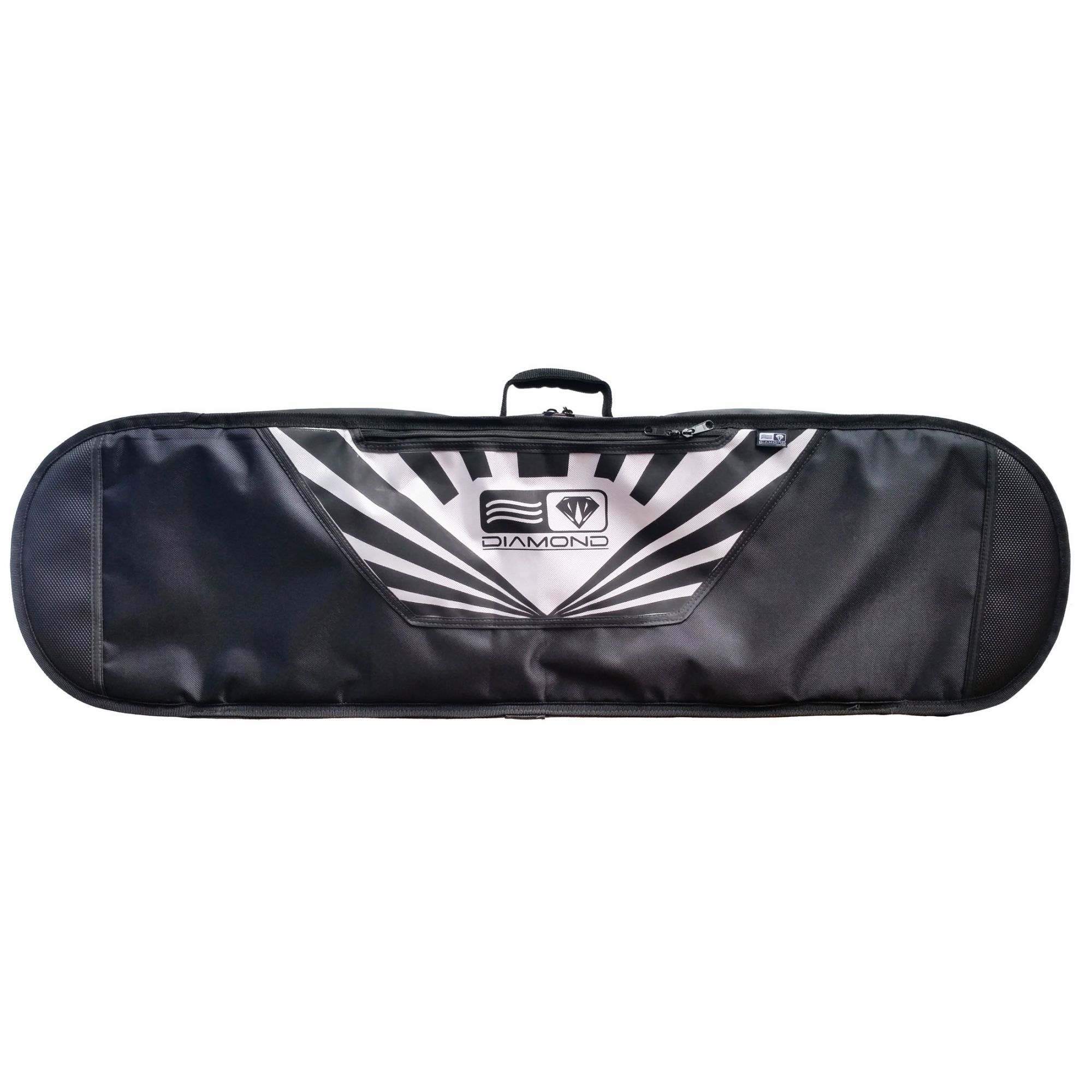 Capa Skate Bag Longboard 105cm x 30cm Diamond Surfing