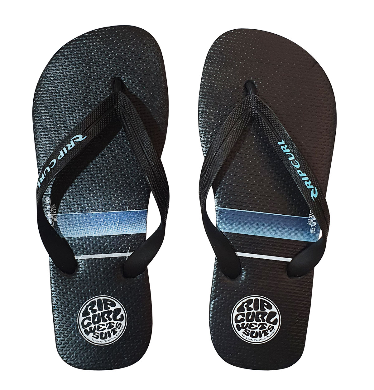 Chinelo Masculino Rip Curl Stacked Logo