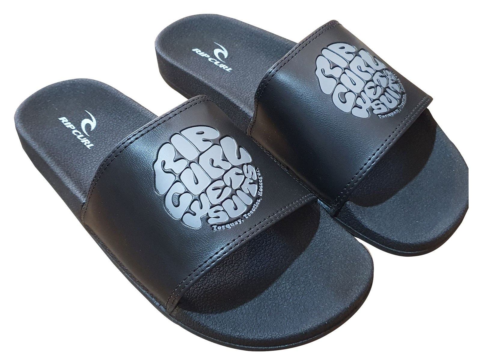 Chinelo Rip Curl Round Logo S